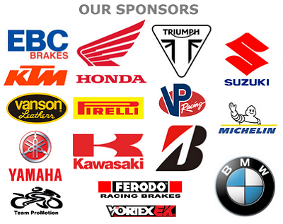 Thanks to all of our Sponsors!