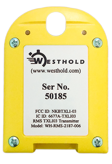 Westhold Personal Rechargeable Transponder